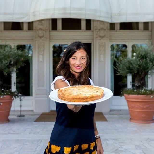 Marta Streghetta in cucina