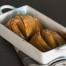 Mele al forno con zucchero e cannella