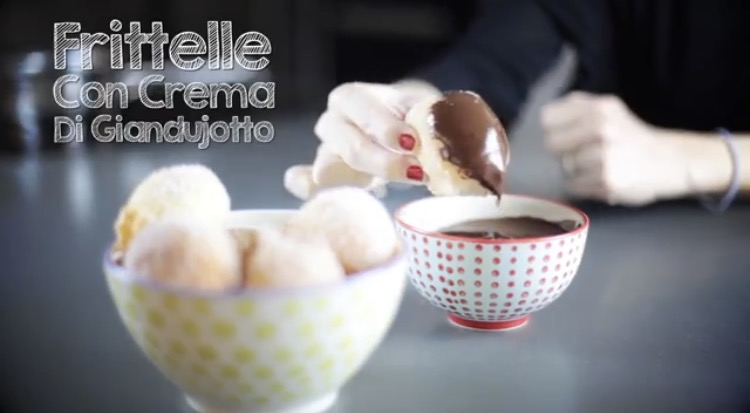 Frittelle-crema-gianduia