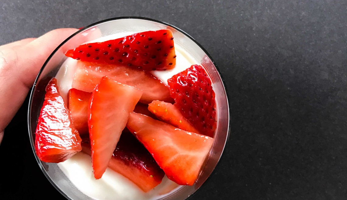 cheesecake-cremosa-fragole