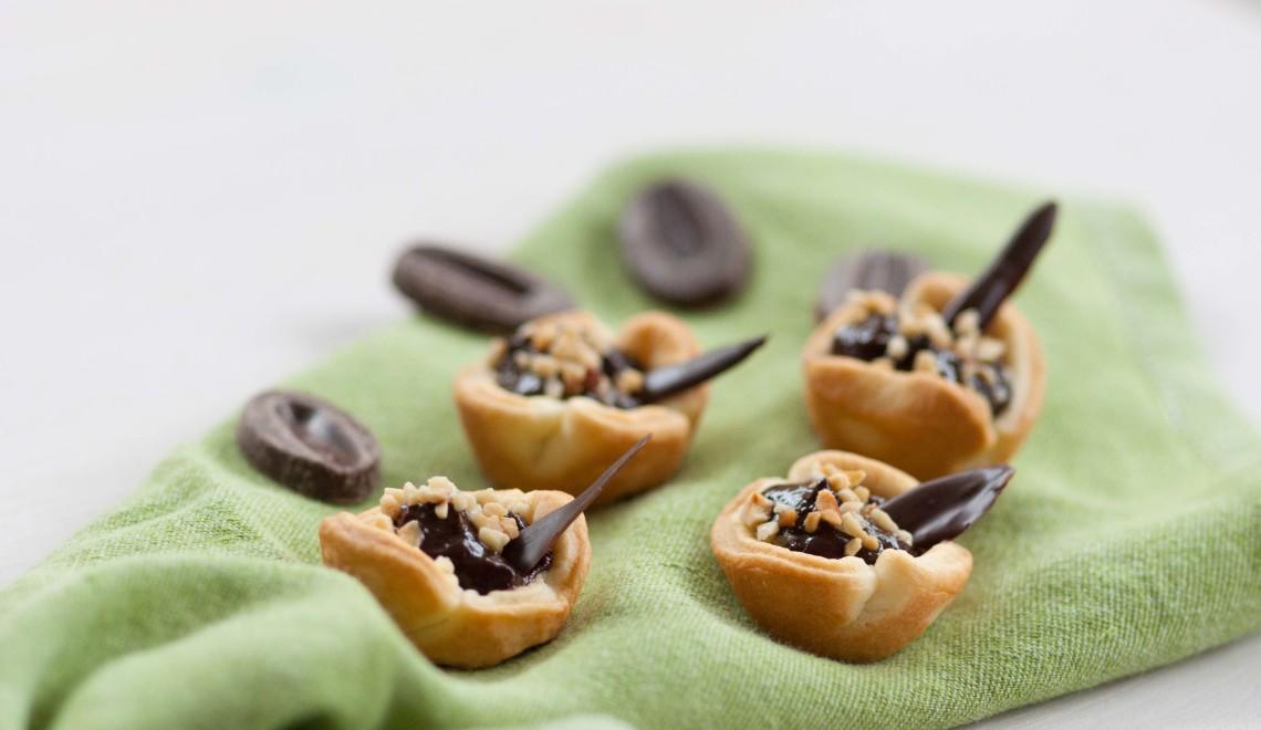 tartelle cioccolato 1