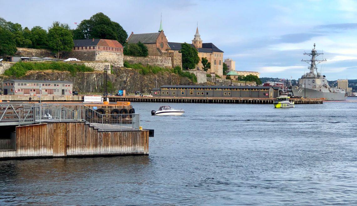Oslo e il mercato di Mathallen