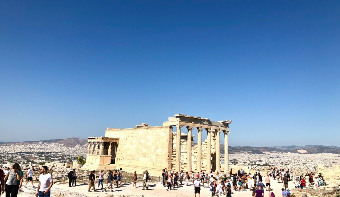 Atene in un weekend: cosa vedere
