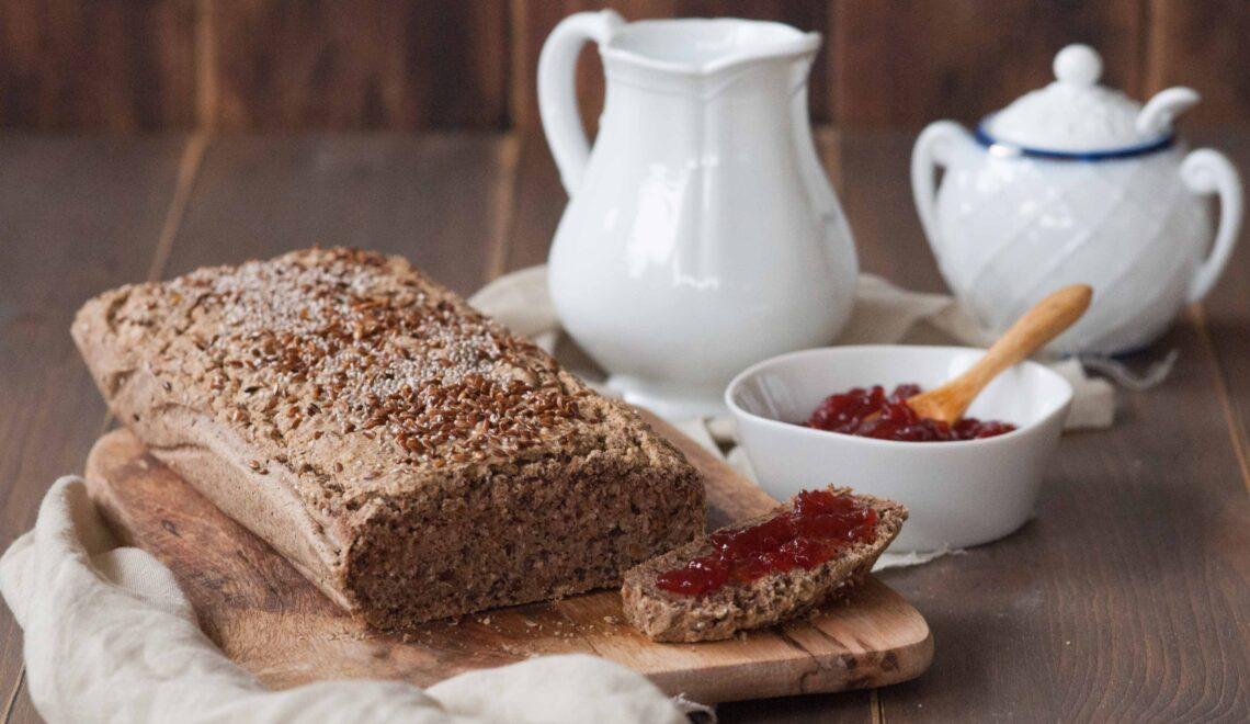 Pane proteico ai semi: ricetta