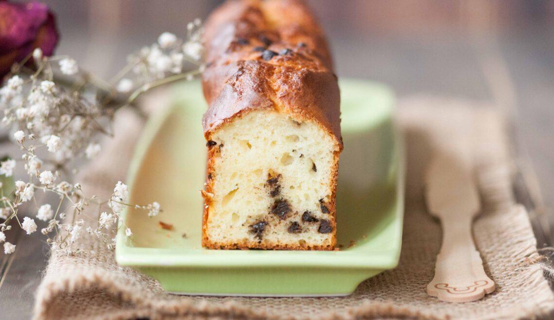 Mini plumcake alla ricotta senza grassi
